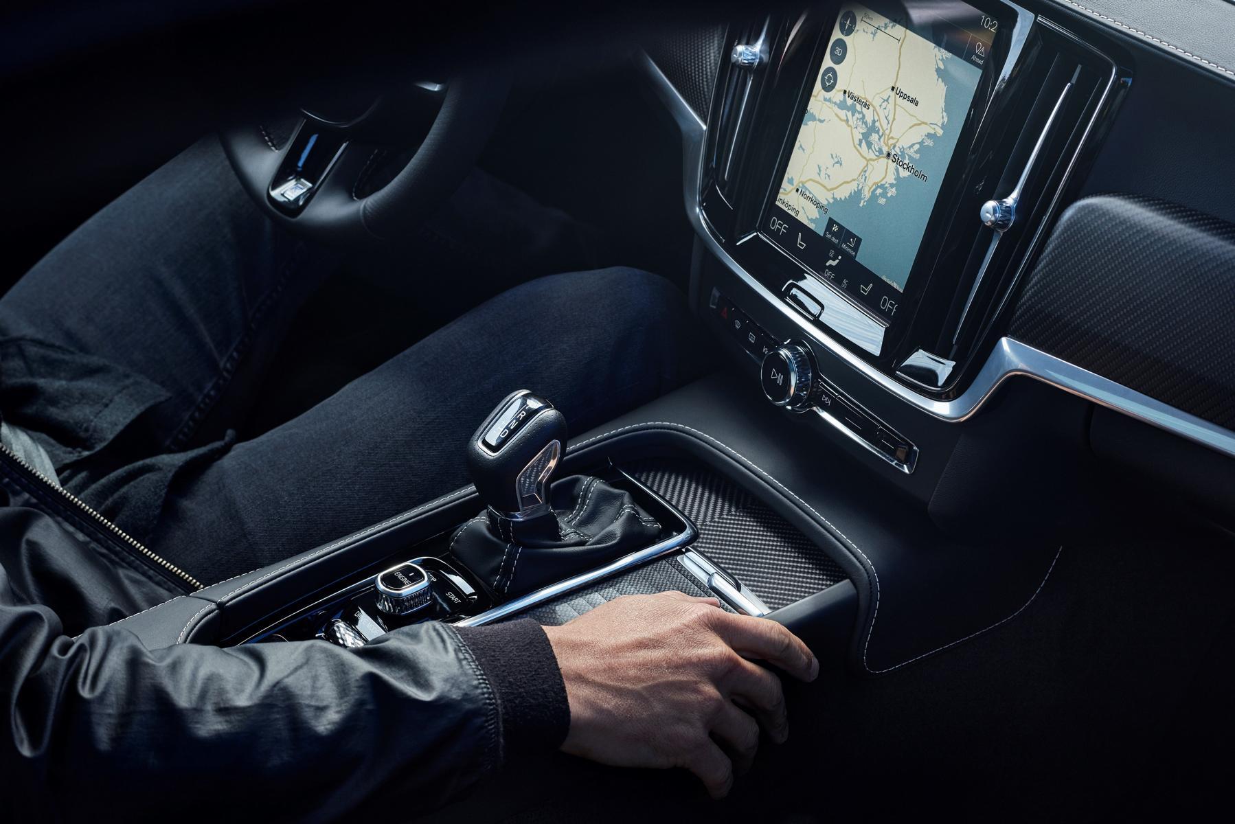Volvo S90 und Volvo V90 R-Design: Mehr Sportlichkeit für Limousine ...