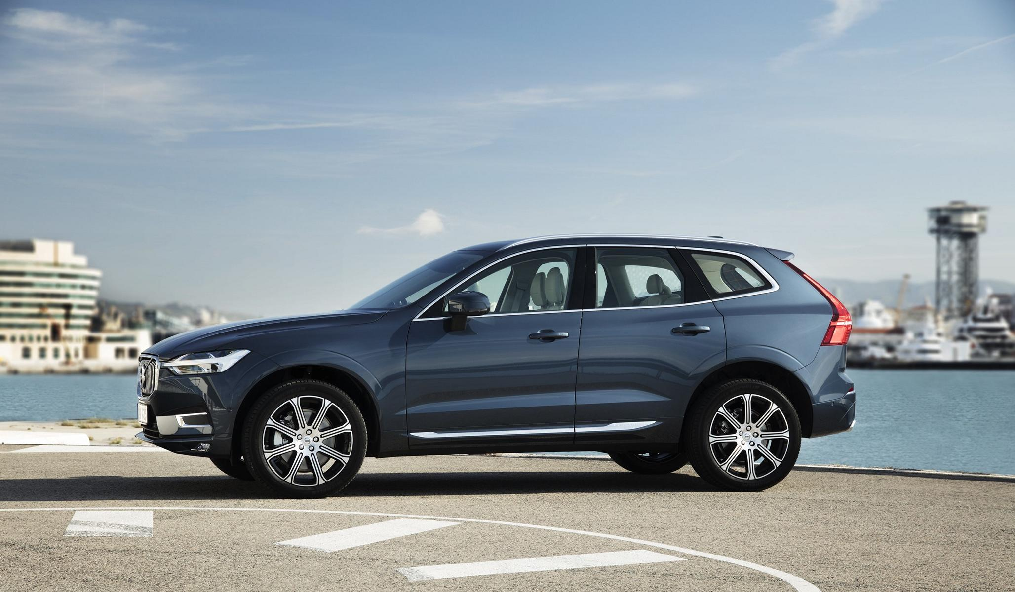 K1600 208163 The new Volvo XC60 T6