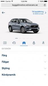 K1600 207877 K p din Volvobil hemma i soffan Volvo Car Sverige lanserar digital bilf rs