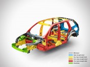 K1600 148215 Volvo XC90 body structure