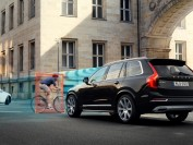 K1600 150047 The all new Volvo XC90 Cyclist Detection