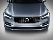 K1600 170127 Front High Volvo S90 Mussel Blue