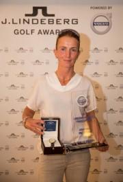 K1600 167859 Finalsieger des J Lindeberg Golf Award powered by Volvo 2015