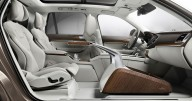 K1600 161488 Volvo XC90 Excellence Lounge Console