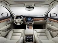 K1600 170101 Interior Blond Volvo S90