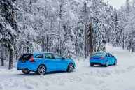 K1600 158313 Volvo S60 and V60 Polestar model year 2016