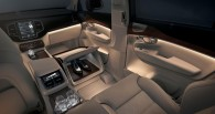 K1600 161487 Volvo XC90 Excellence Lounge Console