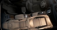 K1600 161512 Volvo XC90 Excellence Lounge Console
