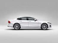 K1600 170149 Profile Right Volvo S90 White