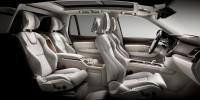 K1600 161135 Volvo XC90 Excellence interior
