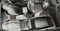 K1600 161485 Volvo XC90 Excellence Lounge Console