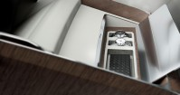 K1600 161517 Volvo XC90 Excellence Lounge Console
