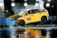 K1600 150040 The all new Volvo XC90 front offset crash test