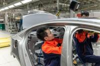 K1600 142521 Volvo Werk in Chengdu