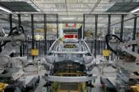 K1600 199977 Vorserienproduktion des Volvo S90 im chinesischen Volvo Werk Daqing