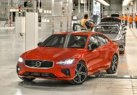 231421 Volvo s new manufacturing plant in South Carolina USA