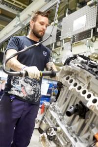 K1600 219336 Volvo Motorenwerk in Sk vde Schweden
