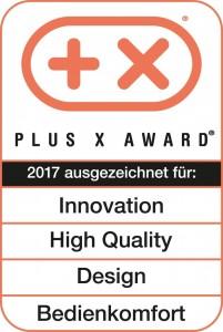 K1600 207396 Plus X Award 2017