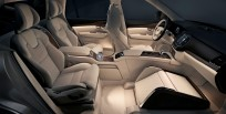 K1600 161516 Volvo XC90 Excellence Lounge Console