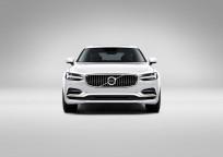 K1600 170131 Front Volvo S90 White