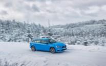 K1600 158325 Volvo V60 Polestar model year 2016