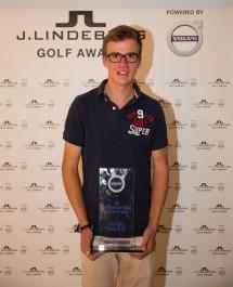 K1600 167858 Finalsieger des J Lindeberg Golf Award powered by Volvo 2015
