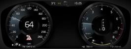 K1600 198274 Slippery road alert graphics