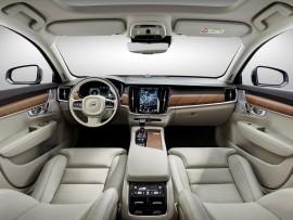 K1600 170101 Interior Blond Volvo S90 V90