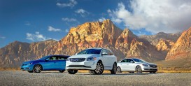 K1600 146466 Volvo V60 links Volvo XC60 Mitte und Volvo S60 rechts
