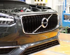 K1600 155254 Pre production of the all new Volvo XC90 in Torslanda