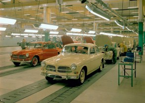 K1600 195485 Volvo P120 Amazon