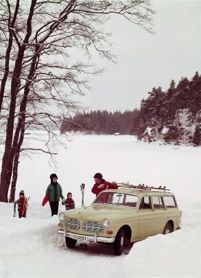 K1600 57657 Volvo P220 Amazon 1966