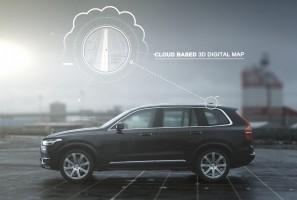 K1600 158394 Autonomous drive technology Cloud based 3D digital map