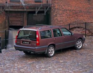 K1600 196056 Volvo V70 XC