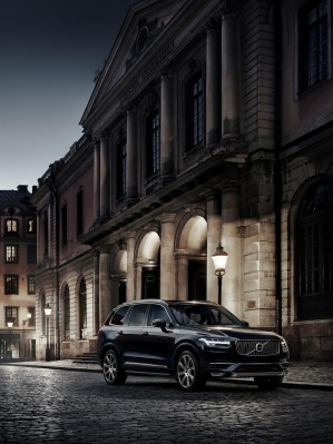 K1600 149814 The all new Volvo XC90