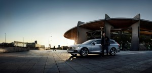 K1600 191616 Volvo Cars new V90 campaign features footballing legend Zlatan Ibrahimovi