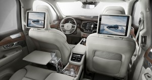 K1600 161331 Volvo XC90 Excellence Interieur