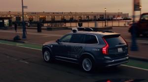 K1600 201683 Uber startet Pilotprogramm mit selbstfahrenden Volvo XC90 in San Francisco