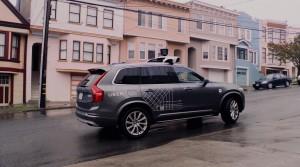 K1600 201684 Uber startet Pilotprogramm mit selbstfahrenden Volvo XC90 in San Francisco