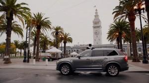 K1600 201687 Uber startet Pilotprogramm mit selbstfahrenden Volvo XC90 in San Francisco