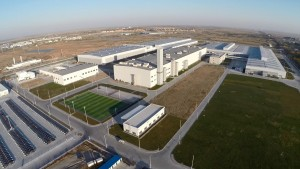 K1600 154315 The Volvo Cars manufacturing plant in Daqing China