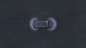 K1600 158874 Volvo Drive Me AutoPilot Ultraschallsensoren