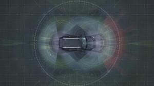 K1600 158875 Volvo Drive Me AutoPilot Komplettl sung