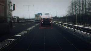 K1600 158876 Volvo Drive Me AutoPilot Erkennen der Verkehrssituation
