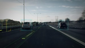 K1600 158878 Volvo Drive Me AutoPilot Erkennen der Verkehrssituation