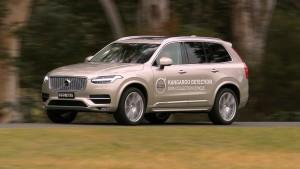 K1600 168850 Volvo auf Forschungsreise in Australien City Safety erkennt k nftig auch K