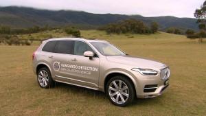 K1600 168854 Volvo auf Forschungsreise in Australien City Safety erkennt k nftig auch K