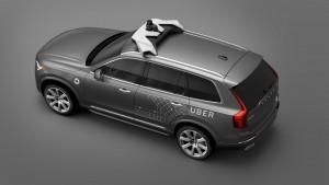K1600 194870 Volvo und Uber entwickeln gemeinsam autonom fahrende Autos