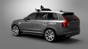 K1600 194871 Volvo und Uber entwickeln gemeinsam autonom fahrende Autos