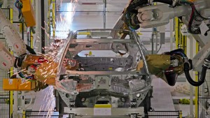 230913 Volvo s new manufacturing plant in South Carolina USA